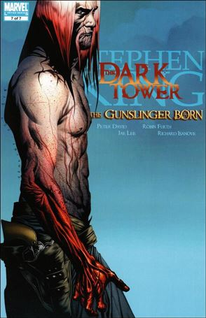 Dark Tower: The Gunslinger Born 7-A
