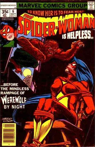 Spider-Woman (1978) 6-A by Marvel