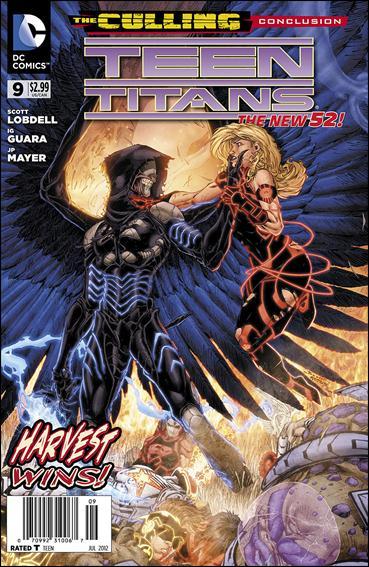 Teen Titans (2011) 9-A by DC