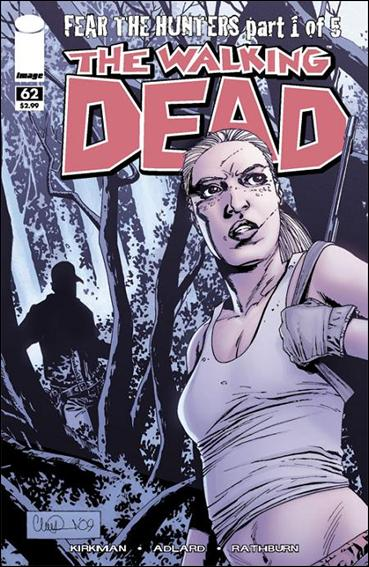 Walking Dead (2003) 62-A by Skybound Entertainment