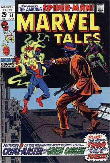 Marvel Tales (1966) 21-A by Marvel