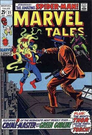 Marvel Tales (1966) 21-A