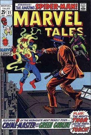 Marvel Tales (1966) 21-A