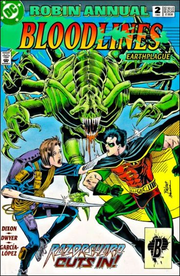 Robin Annual 2-A by DC