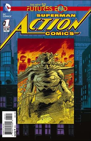 Action Comics: Futures End 1-B