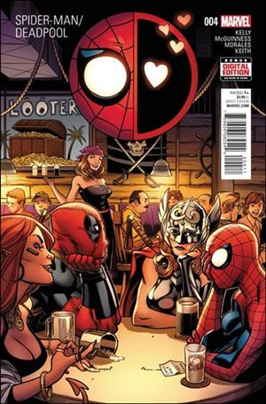 Spider-Man/Deadpool 4-A