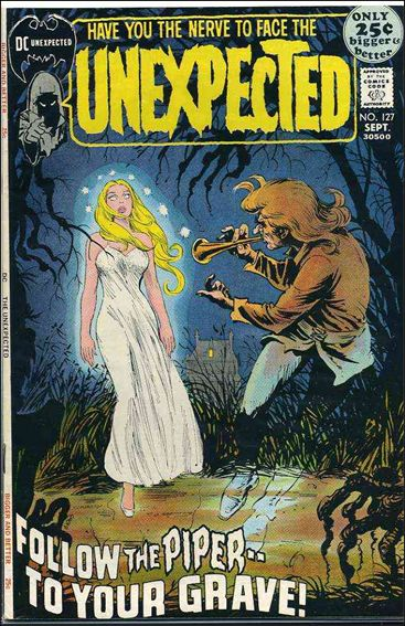 Unexpected (1968) 127-A by DC