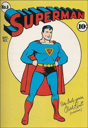 Superman (1939) 6-A