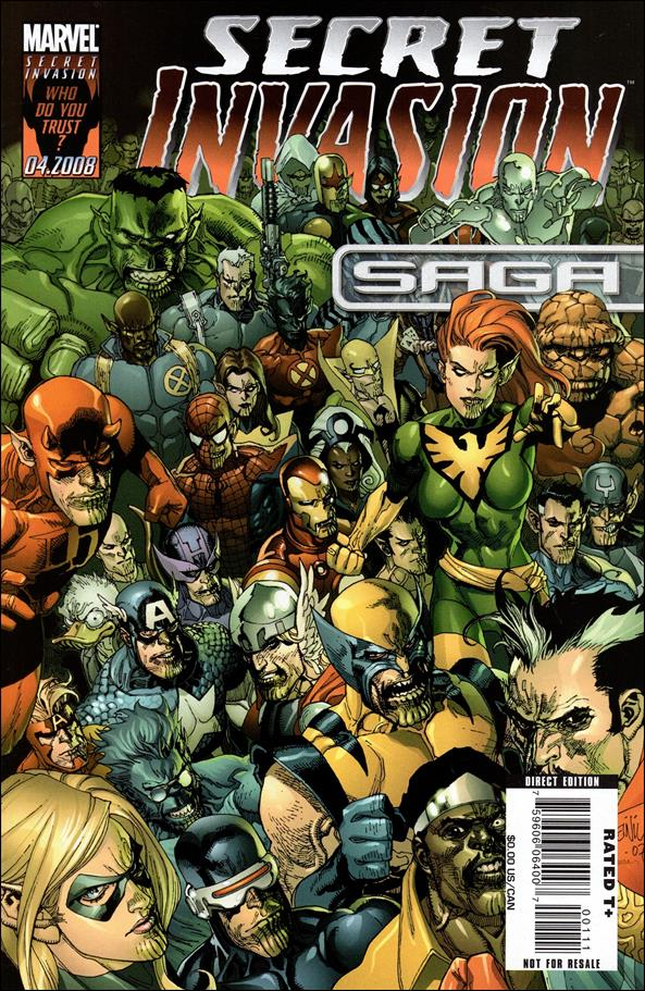 Secret Invasion Saga nn-A by Marvel