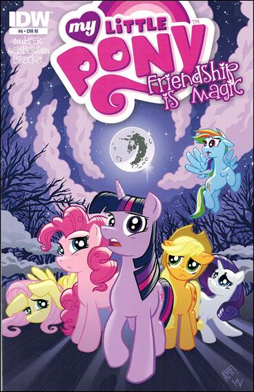 My Little Pony: Friendship is Magic 6-C by IDW