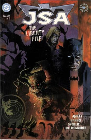 JSA: The Liberty File 2-A by DC