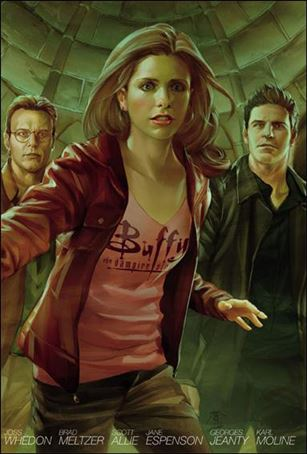 Buffy the Vampire Slayer Season 8 Library 4-A