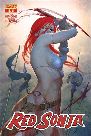 Red Sonja (2013) 4-A by Dynamite Entertainment