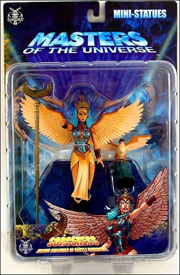 Masters of the Universe (Modern Series) Mini-Statues Sorceress by NECA