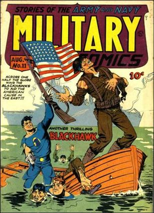 Military Comics 11-A