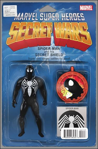Secret Wars 1-G by Marvel