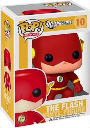 POP! Heroes The Flash by Funko