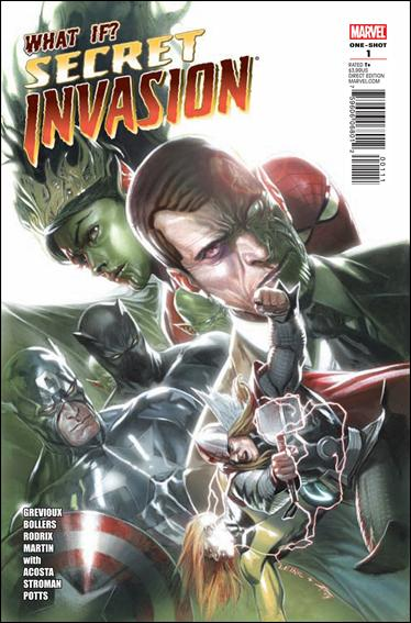 What If? Secret Invasion 1-A by Marvel