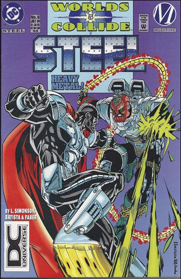Steel (1994) 6-B by DC