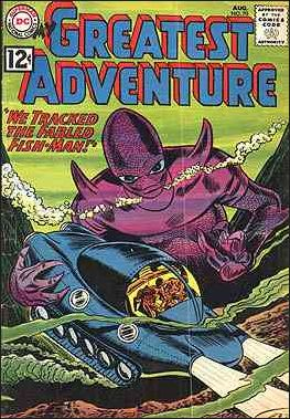 My Greatest Adventure (1955) 70-A by DC