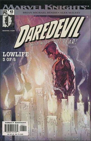 Daredevil (1998) 43-A by Marvel