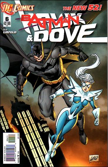 Hawk and Dove (2011) 6-A by DC