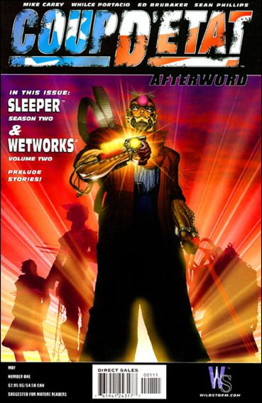 Coup D'Etat: Afterword 1-A by WildStorm