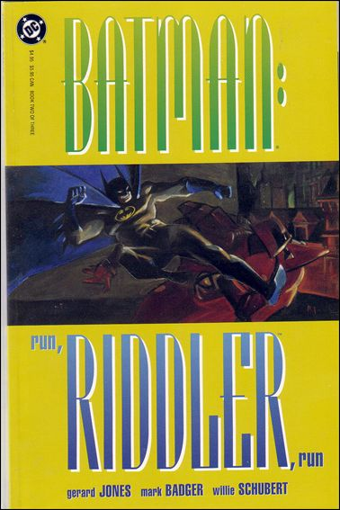 Batman: Run, Riddler, Run 2-A by DC