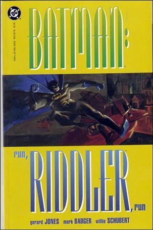 Batman: Run, Riddler, Run 2-A