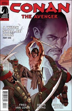 Conan the Avenger 20-A