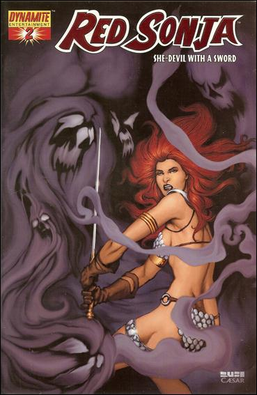 Red Sonja (2005) 2-J by Dynamite Entertainment