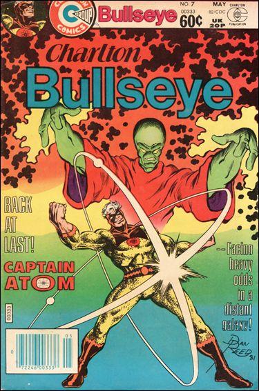 Charlton Bullseye (1981) 7-A by Charlton