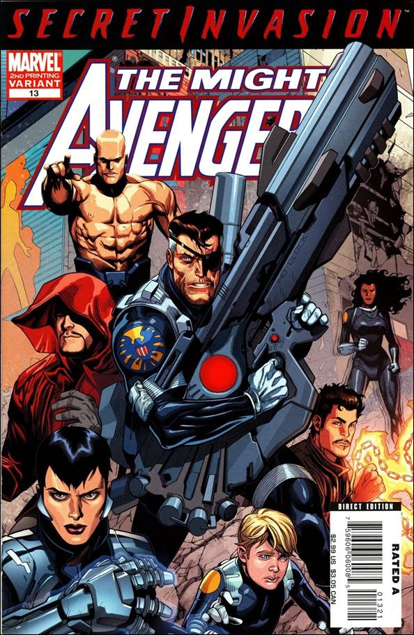 Mighty Avengers 13-B by Marvel
