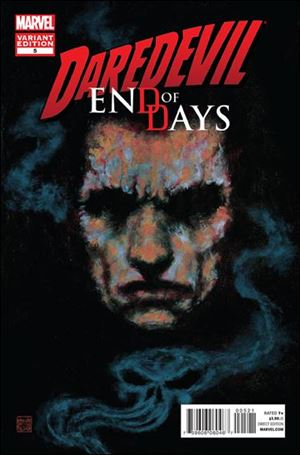 Daredevil: End of Days 5-B
