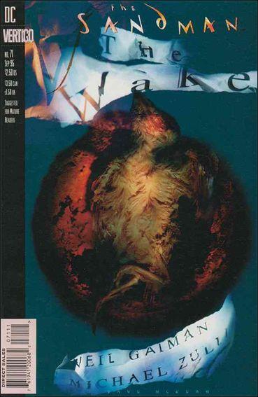 Sandman (1989) 71-A by Vertigo