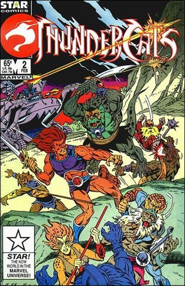 ThunderCats (1985) 2-A by Star