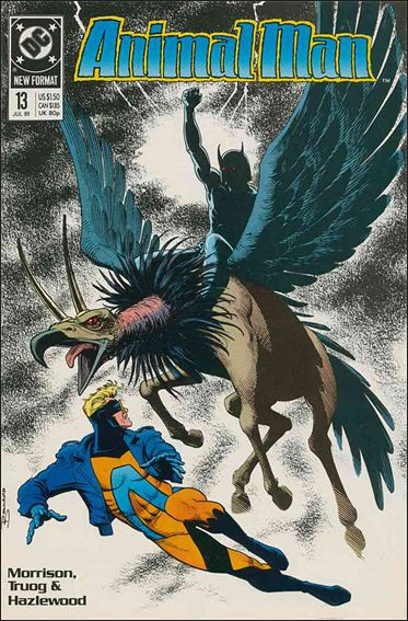 Animal Man (1988) 13-A by Vertigo