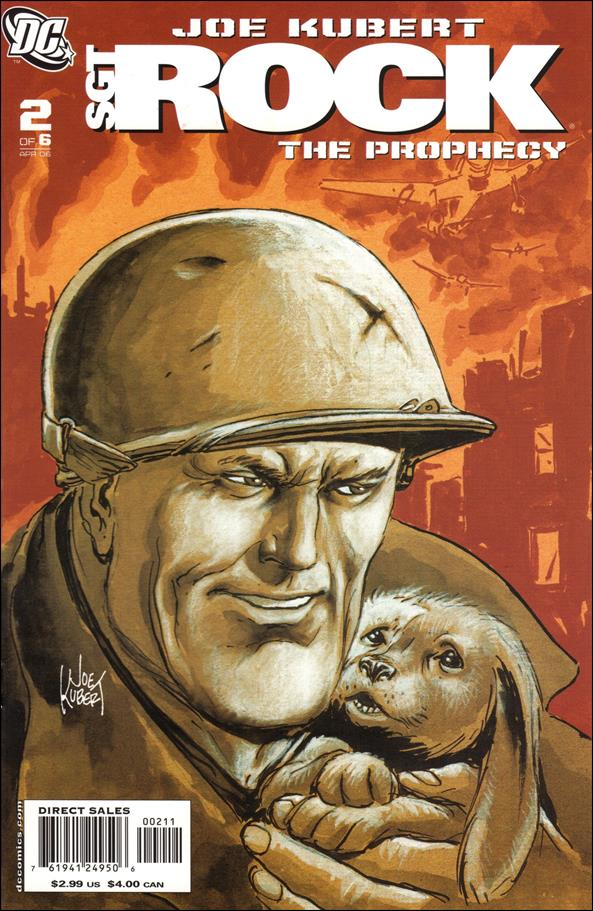 Sgt. Rock: The Prophecy 2-A by DC