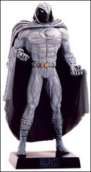 Classic Marvel Figurine Collection (UK) Moon Knight by Eaglemoss Publications