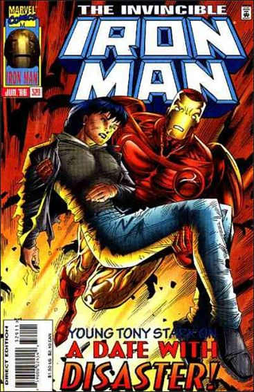 Iron Man (1968) 329-A by Marvel