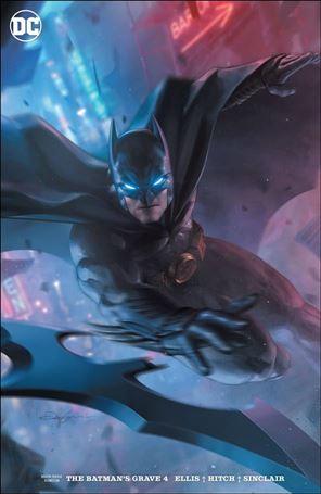 Batman's Grave 4-B