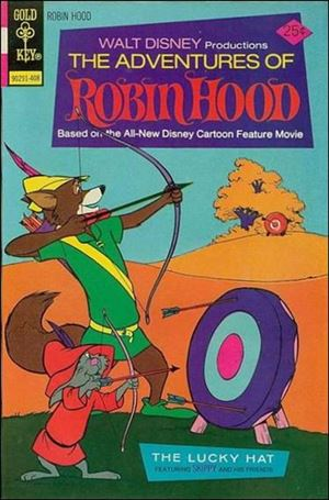 Adventures of Robin Hood 4-A