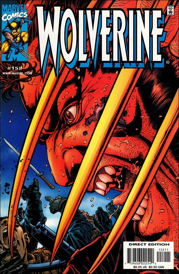 Wolverine (1988)  152-A by Marvel