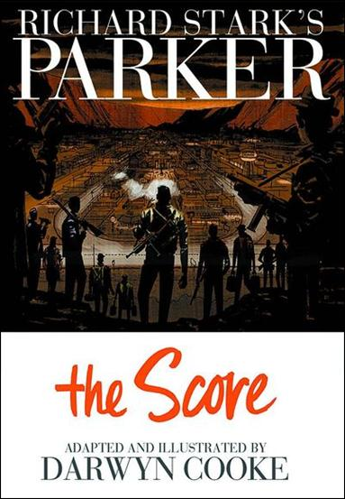 Richard Stark's Parker: The Score nn-A by IDW