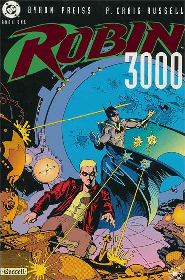 Robin 3000 1-A by DC