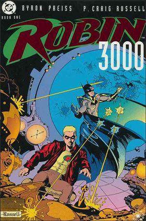 Robin 3000 1-A