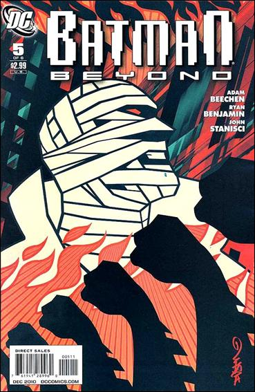 Batman Beyond (2010) 5-A by DC