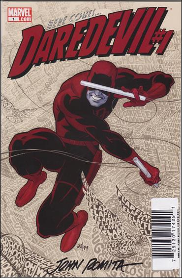 Daredevil (2011) 1-J by Marvel