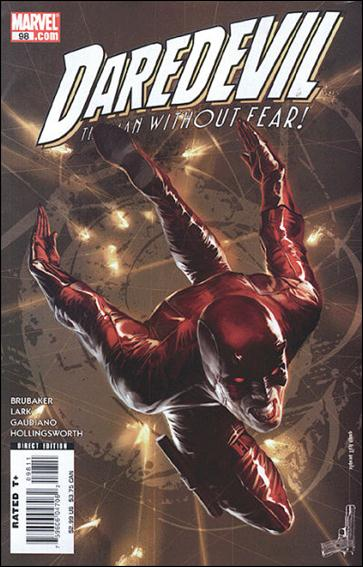 Daredevil (1998) 98-A by Marvel