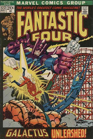 Fantastic Four (1961) 122-A by Marvel